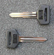 1983-1991 Toyota Camry LE Key Blanks