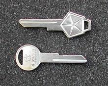 1982-1984 Plymouth Turismo Key Blanks