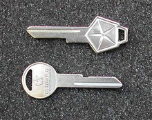 1973-1976 Plymouth Duster Key Blanks