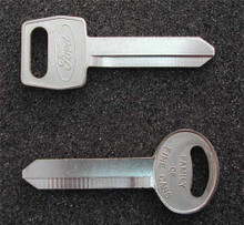 1967-1971 Mercury Cyclone Key Blanks
