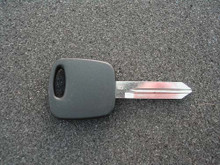 1996-1997 Mercury Sable LS, SE and SHO Transponder Key Blank