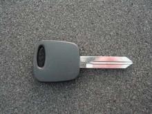 1998-2002 Mercury Grand MarquisTransponder Key Blank