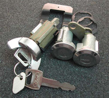 1970-1972 Ford Mustang Ignition and Door Locks