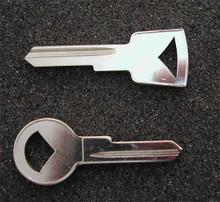 1959-1966 Ford Mustang Key Blanks