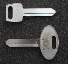 1984 - 1993 Ford Mustang Key Blanks
