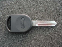 2001-2004, 2006-2008 Ford Ranger Pickup Transponder Key Blank