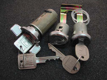 1974-1978 GMC Suburban Ignition and Door Locks