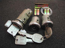 1982-1992 GMC Full Size Van Ignition and Door Locks