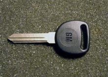 2003-2007 Cadillac CTS Transponder Key Blank