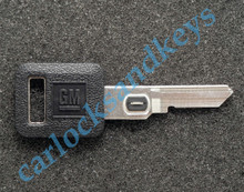 1989-1993 OEM Cadillac Allante VATS Key Blank