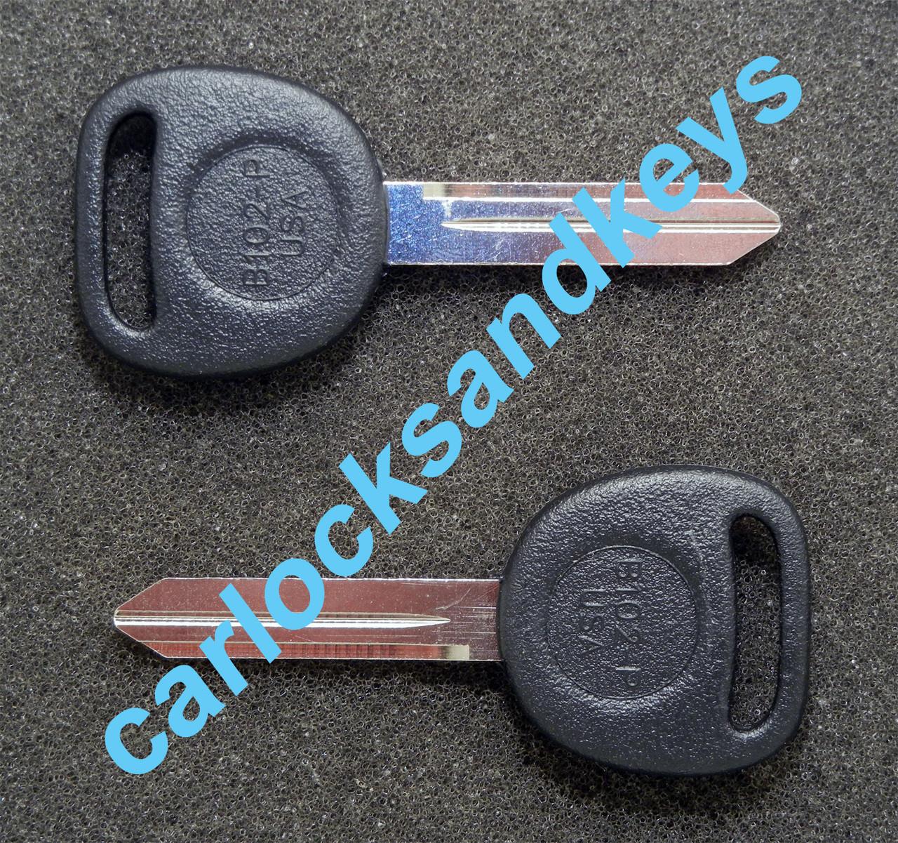 Suburban Lock And Key >> 1999 2005 Gmc Suburban Key Blanks