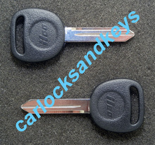 2004-2005 GMC Sierra Denali Key Blanks