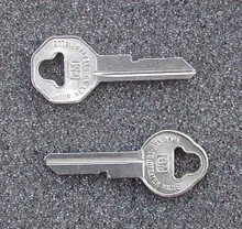 1953-1966 Chevrolet Corvette Key Blanks