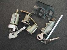 1974-1975 Mercury Comet Ignition, Door and Trunk Locks