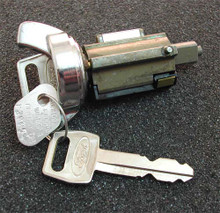 1970-1972 Mercury Meteor Ignition Lock
