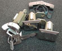 1972 Ford Thunderbird Ignition and Door Locks