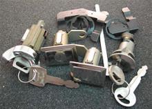 1975 Ford Thunderbird Ignition, Door and Trunk Locks