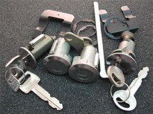 1966-1969 Ford Fairlane Ignition, Door and Trunk Locks