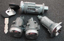 1998-2004 Chrysler Concorde Ignition, Door and Trunk Locks