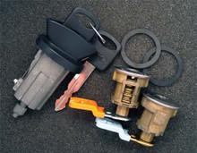 1997-2000 Mercury Mountaineer Ignition and Door Locks