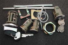 1986-1989 Dodge Aries Ignition, Door and Trunk Locks