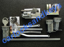 1966-1968 Mopar, Plymouth and Dodge Ignition, Door and Trunk Locks