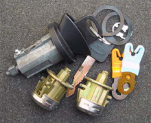 1997-2003 Ford F-Series or F Series Pickup Ignition and Door Locks