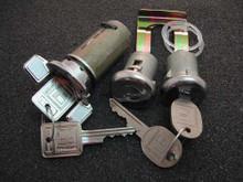 1970 Pontiac LeMans Ignition and Door Locks