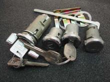 1983-1986 Pontiac Bonneville Ignition, Door and Trunk Locks