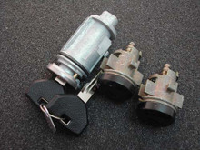 1995-1997 Chrysler LHS Ignition and Door Locks