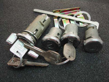 1979-1986 Oldsmobile Cutlass & Cutlass Supreme (2-door) Ignition, Door and Trunk Locks