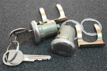 1965-1969 GM Chevrolet Bel Air & Biscayne Door Locks