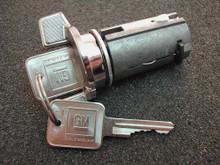 1969-1977 OEM Chevrolet Corvette Ignition Lock