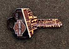 Harley Davidson Schlage SC1 House Key Blank