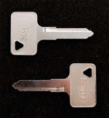 1993-1996 Kawasaki KLX650 Motorcycle Keys