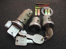 1981-1996 Buick Century Sedan Ignition and Door Locks
