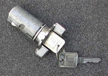 1984-1996 OEM Buick Century Wagon Ignition Lock.