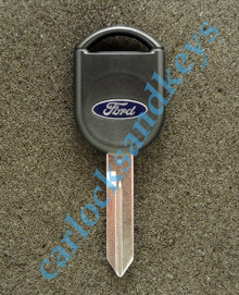 2003-2008 Ford Expedition OEM Transponder Key Blank