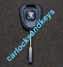 NEW Tibbe Key Cut To Code for a 1990-1997 Jaguar XJ6