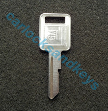 OEM GM Buick Cadillac Chevrolet Oldsmobile Pontiac 'A' Key Cut To Your Key Code
