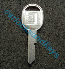OEM GM Buick Cadillac Chevrolet Oldsmobile Pontiac 'H' Key Cut To Your Key Code