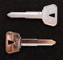 1994-2009 Yamaha YZF750R, YZF600R, YZF1000R, YZF1000R1, YZFR1, YZF-R6S and YZF-R6 Motorcycle Keys