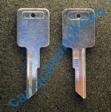 1986-2001 Volvo Heavy Truck Key Blank
