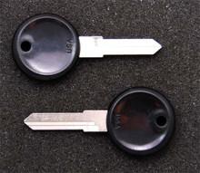 1990-1997 Volkswagen Cabrio Key Blanks