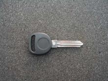 2007-2009 Chevrolet Silverado Transponder Key Blank