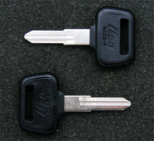 1981-1982 Nissan Maxima, 810 Key Blanks