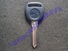 2007-2008 Hummer H2 Transponder Key Blank
