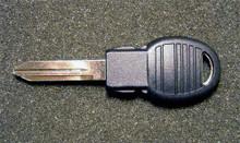 2008 Chrysler 300 Transponder POD Key Blank