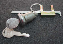1974 Buick Regal Trunk Lock