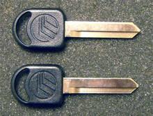 1993-1995 Mercury Villager Mercury Logo Key Blanks